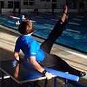 Hydro Fitness na du�ym basenie w Gda�sku