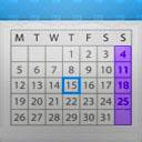 Kalendarz dni wolnych od zaj�� Szko�y P�ywania Nurkowania i Ratownictwa Argonaut